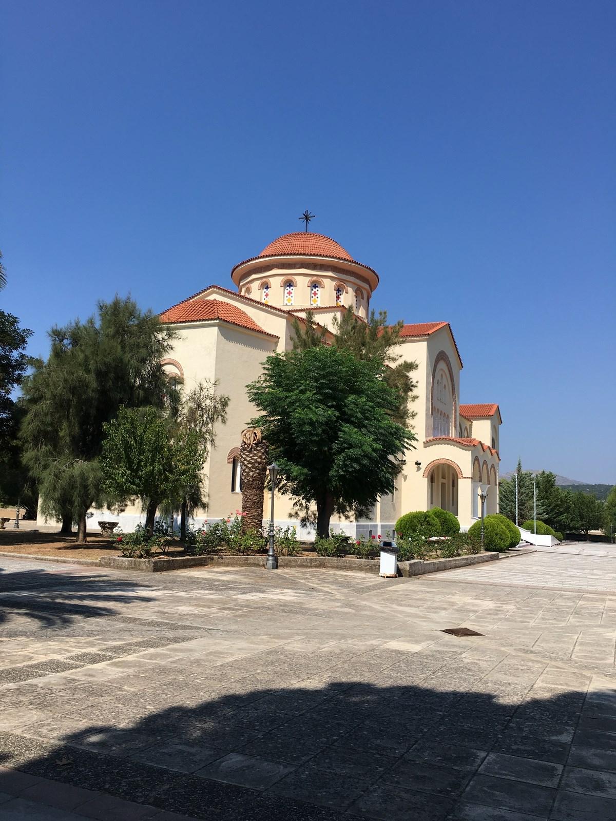 Kefalonia kościoł