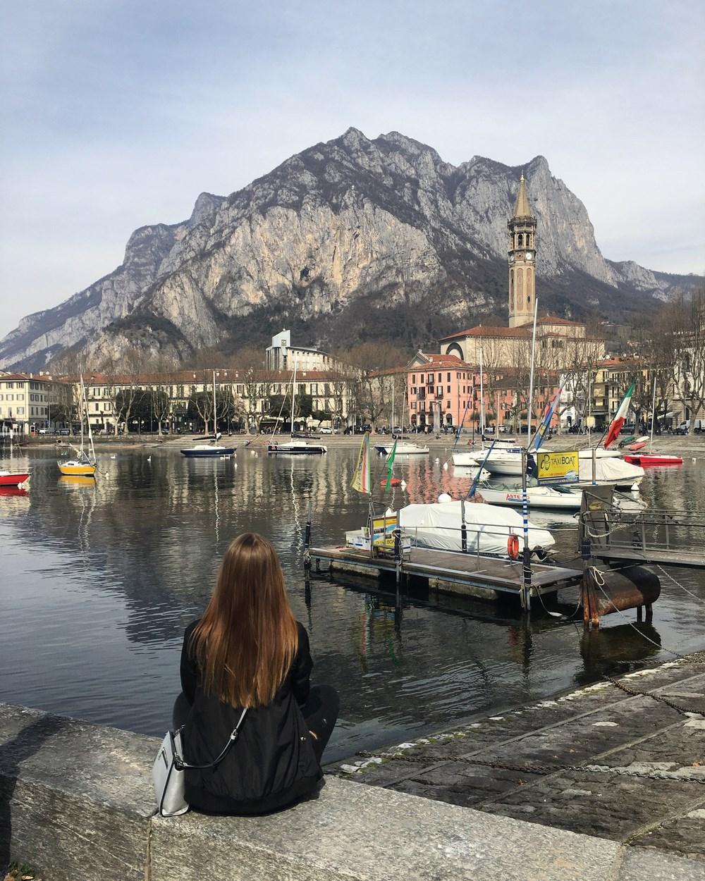 jezioro Como i Bergamskie Alpy