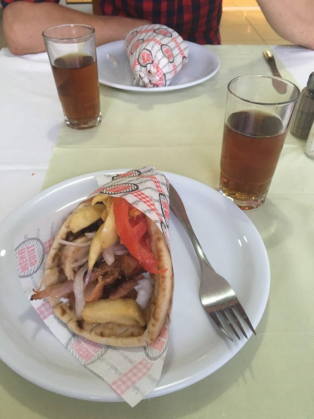zakhyntos, kuchnia