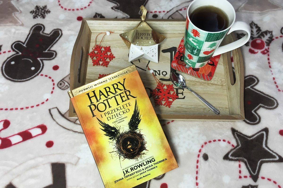 """Recenzja książki """"Harry Potter i przeklęte dziecko"""""""