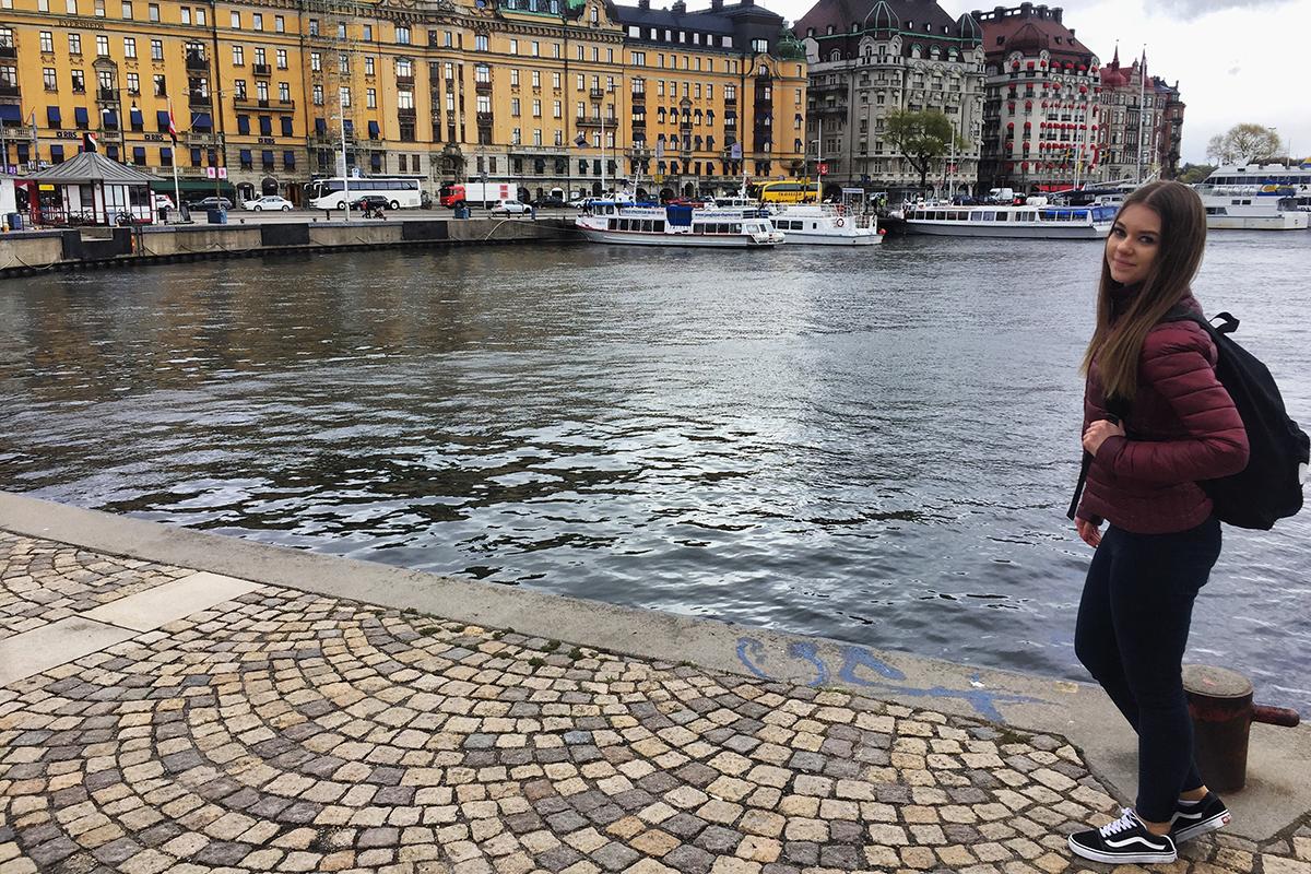 Pierwsze kroki na skandynawskich terenach