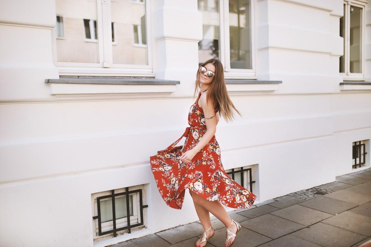 Sukienka dla romantyczek od New Look